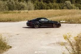 2017 black porsche 911 turbo black porsche 911 turbo s cabrio adv5 2 m v sl concave wheels