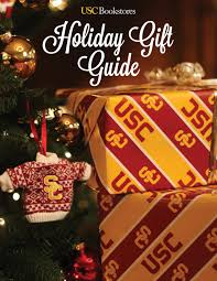usc bookstore gift guide 2016 by usc auxiliary services it