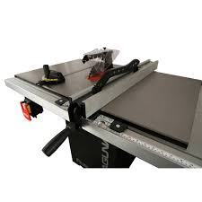 laguna fusion table saw 10 fusion 1 3 4hp 36 fence cast iron wings with riving knife