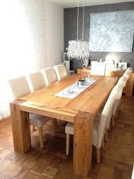 Esszimmer Tisch Deko Kreativ Designer Holz Tisch Esstisch Suar Massiv Luxus Natur Zinn