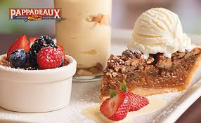 pappadeaux seafood kitchen menu dessert only alpharetta on