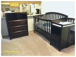 Baby Drawers With Change Table Black Baby Dresser Black Changing Table Dresser Black Baby