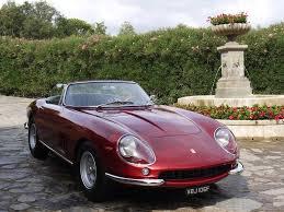 classic ferrari convertible previously sold tom hartley jnr