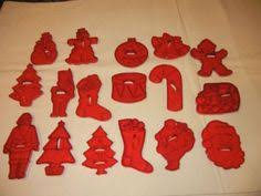 red plastic hrm nativity guiding eastern star cookie cutter
