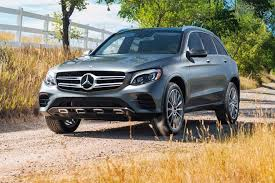 mercedes suv glc mercedes glc class is the 2017 motor trend suv of the year