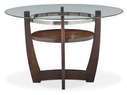 alcove table merlot value city furniture