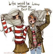 cute best friend quotes like success