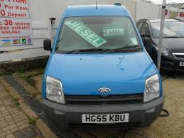ford transit diesel for sale used ford transit 2005 model connect diesel for sale in