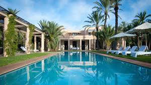 best luxury villas to rent in marrakech kensington morocco