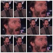 Keanu Reeves Meme - keanu reeves meme on instagram