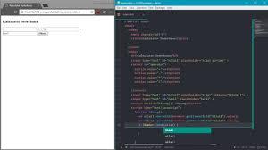 membuat web sederhana dengan javascript javascript part 3 membuat kalkulator sederhana youtube