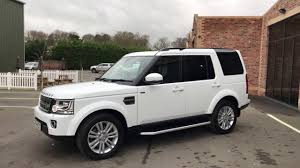 land rover discovery 4 2015 2015 land rover discovery 4 3 0 sdv6 auto se tech 5dr youtube