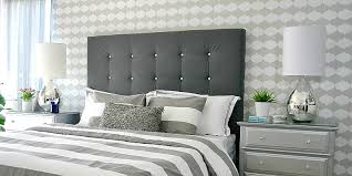 Design For Tufted Upholstered Headboards Ideas Remodelaholic Diy Tufted Upholstered Headboard Tutorial