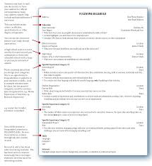 resume cv and guides student affairs