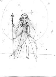 11 images of artemis goddess coloring pages greek goddess
