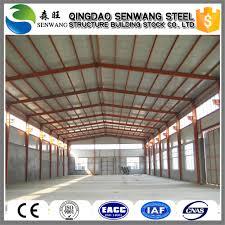 Prefab Structures Industrial Steel Structure Building Industrial Steel Structure