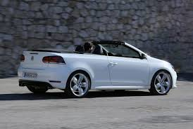 volkswagen convertible white volkswagen golf r cabriolet review 2013 2014 parkers