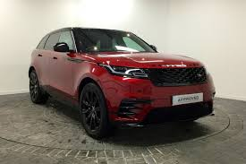 red range rover used land rover range rover red for sale motors co uk