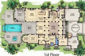 villa house plans mediterranean home plans and house floor plans at