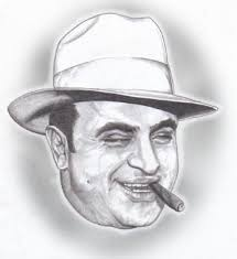 Al Capone Tattoos Al Capone Portrait And Tell Ink Trails Forum