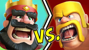 image for clash of clans clash royale vs clash of clans battaglia rap epica manuel aski