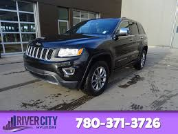 grand cherokee jeep 2016 pre owned 2016 jeep grand cherokee sport utility in edmonton