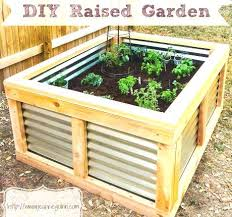 Garden Box Ideas 30 Unique Raised Garden Boxes Ideas