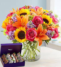 fruit flower arrangements floral mixture bouquet medium price 39 99 shop 1 800 flowers