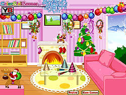 play new year room decor online for free pog com