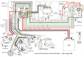 yamaha 40hp outboard wiring diagram 100 images wiring diagram