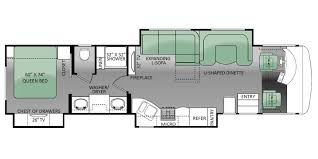 Aliner Floor Plans by 2014 Thor Challenger 37dt Motorhome A Se4444 Skip Eppers Rvs In