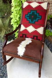 Western Style Patio Furniture Cactus And Leopard Vintage Lawn Chair Patio Furniture