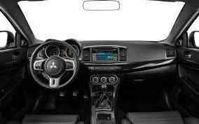 Mitsubishi Lancer 2014 Interior The 2015 Mitsubishi Lancer Evolution Is A Winner 2015