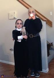 Lurch Addams Family Halloween Costume Cousin Itt Uncle Fester Addams Family Halloween