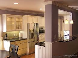Kitchen Design Principles Balance Scale Amp Focus In Kitchens - kitchen cabinets traditional two tone 251a dkl016 white green glass pass thru window purple jpg