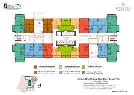 Residences Evelyn Floor Plan by Plan U0026 Layout U2013 Prisma Residences