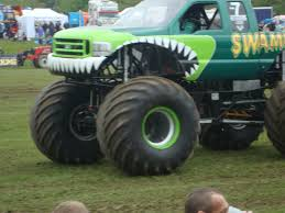 monster truck racing association lesley s coffee stop june 2012