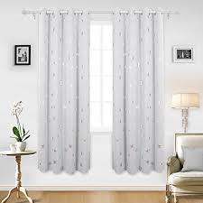 Curtains White And Grey Grey White Curtains Co Uk
