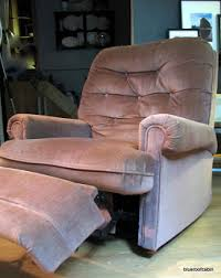 can you put a slipcover on a reclining sofa blue roof cabin recliner slipcover tutorial