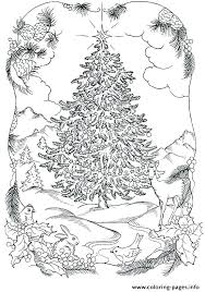 coloring pages for adults tree coloring pages of nature kartech