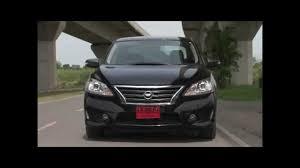 nissan thailand test drive nissan sylphy 1 6 turbo by autobild thailand youtube