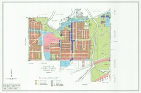 Zoning Map Chicago by Documents Village Of Lyons