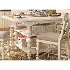 deen linen kitchen gathering table uf 996652