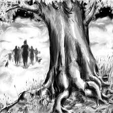 tree sketch by loed01 on deviantart