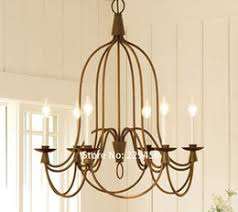 Vintage Candle Chandelier Canada Modern Wrought Iron Candle Chandelier Supply Modern