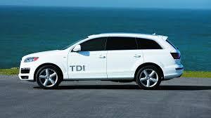 Audi Q7 Diesel - 2009 audi q7 tdi an autoweek performance review autoweek