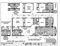 cornerstone modular ranch cn279a find a home colony homes