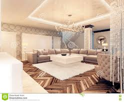 livingroom deco luxury art deco design bright living room with large corner sofa