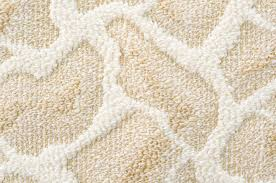 a beige floor carpet with a relief pattern stock photo picture