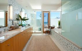 bathroom well suited coastal bathroom decor for your home